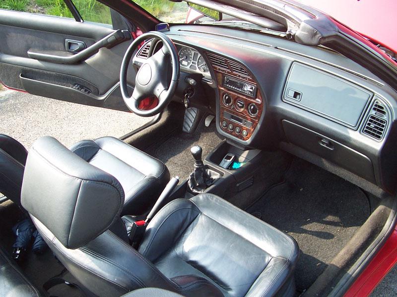 [ DISTINGUIR... ] ¿Cómo saber que fase es mi cabrio? Exterior, interior, fechas Ph1-cuir-noir-03
