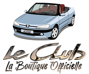 306cabriolet.fr - Le Club - Boutique Officielle
