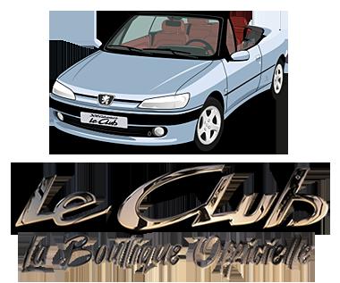 306cabriolet.fr - Le Club - Boutique Officielle